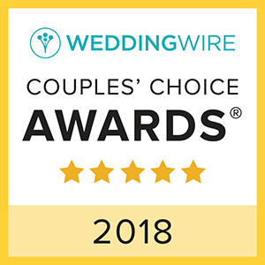 WeddingWire Couples Choice Awards 2018