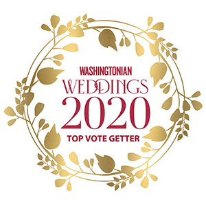 2020 Washingtonian Weddings Top Vote Getter