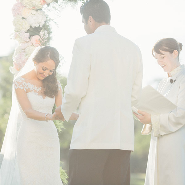 Wedding Officiant - Ceremony Officiants